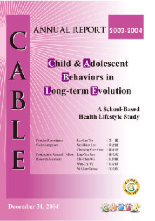 report cover 2003-2004