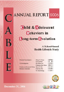 report cover 2006
